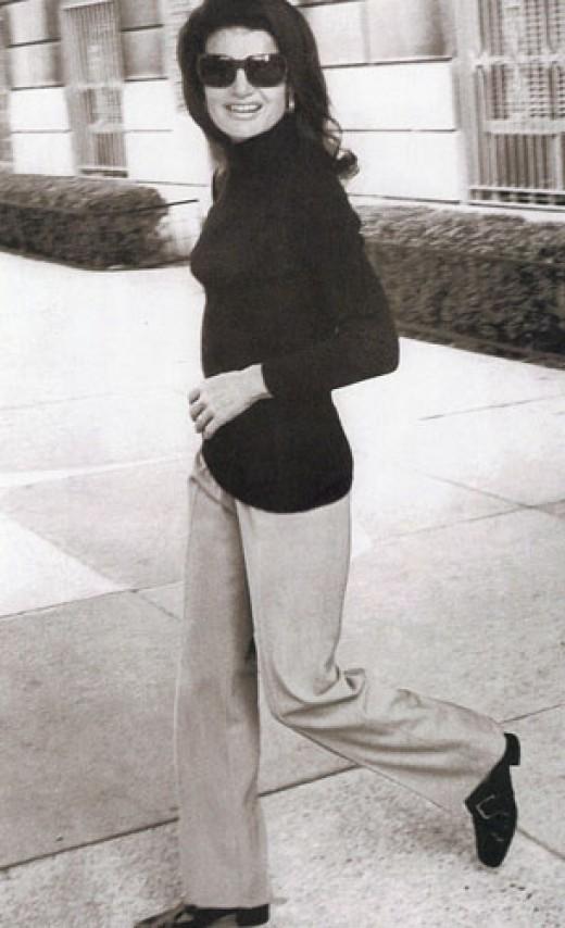 Jackie O. circa 1975
