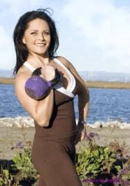 Kettlebell Women Exercises