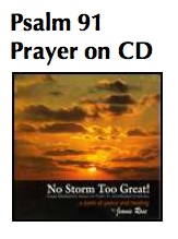 Get a jumpstart with ready-made audio prayer based on Psalm 91 and related scriptures.  Experience the power!