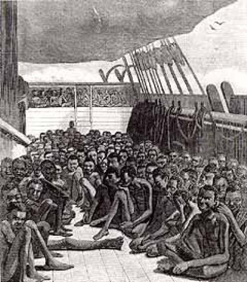 slave picture