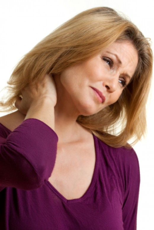 Tight Neck Muscles Can Cause Headaches.