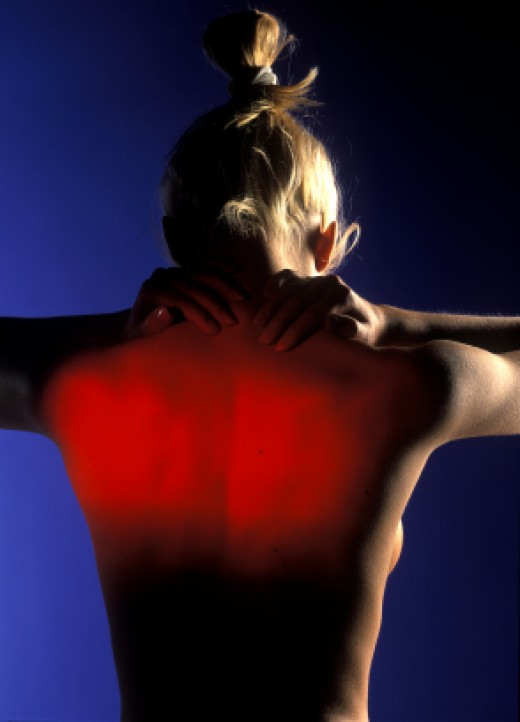 Massage Is Good For Upper Back Pain.
