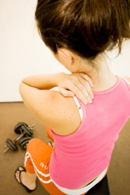 Tight Shoulder Muscles Can Cause Tension Headache.