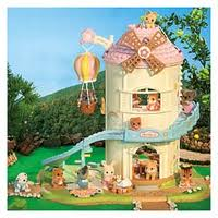 Calico Critters Baby Playhouse