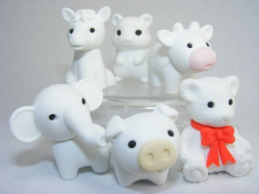 Squishy Animal Pencil Toppers : NEW CHEAP CUTE SQUISHIES Squishy