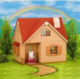 Calico Critters Cozy Cottage House