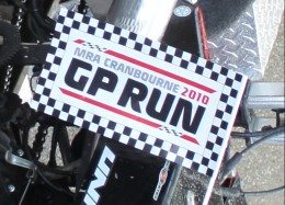 Cranbourne GP Run 2010