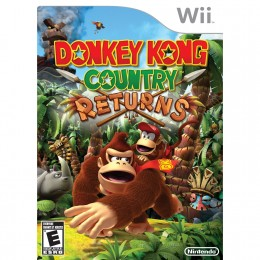 Donkey Kong Country Returns is 2010's popular game release. Pre-order Donkey Kong Country Returns for Christmas now!