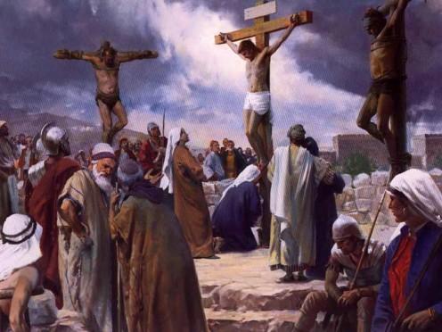 Remember Jesus' death