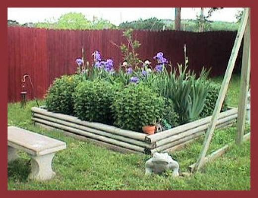 My garden. It's ok to bury me here. No embalming necessary.