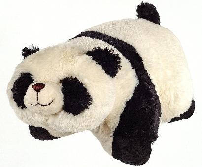 Comfy Panda as pet