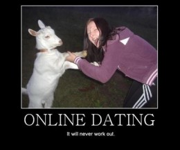 Online dating for losers