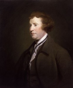 Who was Edmund Burke?