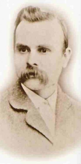 George Jesse Heys. Image: Melrose House Museum