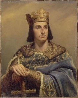 King Philip Augustus of France