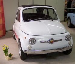 Carlo Abarth and the Fiat 500