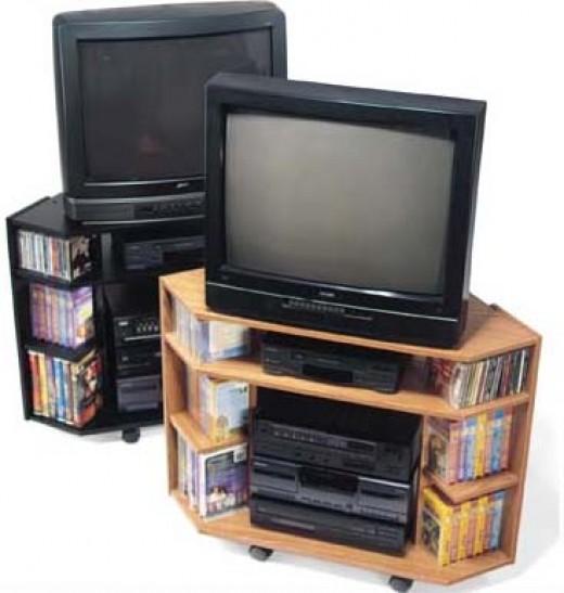 Diy Corner Tv Stand 2015
