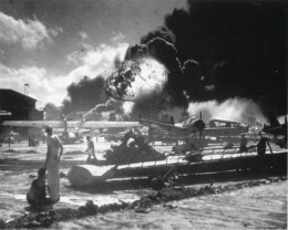 Pearl Harbor Dec 7, 1941