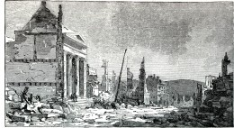 Destruction of Richmond