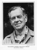 Joseph Campbell, the author of many critical works, including The Hero With a Thousand Faces.