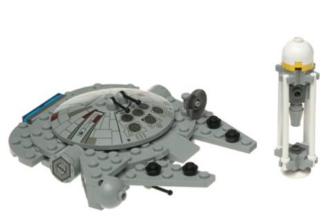 LEGO Star Wars Millennium Falcon 4488