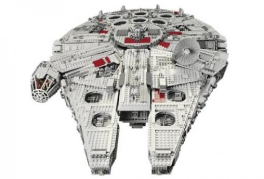 millennium falcon lego instructions 4504