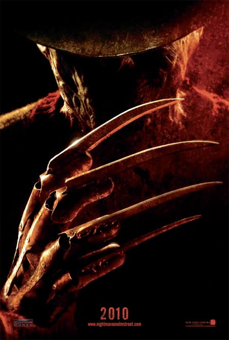 A horror movie review of A nightmare on Elm Street The 2010 remake.