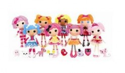 Lalaloopsy Buttons Dolls Playsets Birthday Party Supplies Mini Dolls Bee Spells Alot and Friends! Shop and Buy Online