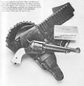 Burnham sidearm.