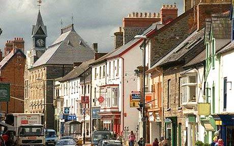 Cardigan, Wales