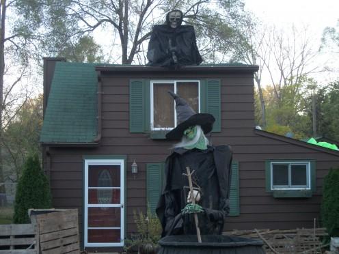 Enchanting Haunted House Located in Minnetonka, Minnesota