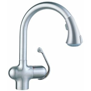 Grohe Ladylux Pullout Kitchen Faucet