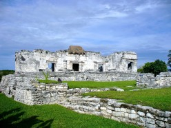 Mayan Ruins of Tulum Mexico