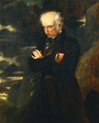 William Wordsworth wrote the ode Intimations of Immortality