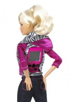 Barbie Video Girl Doll Review