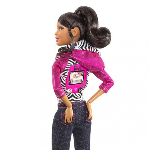 Barbie Video Girl African-American Fashion Doll