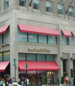 Plan Your Nyc American Girl Doll Store Visit In New York City