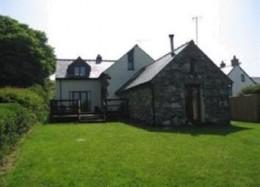 Stone Cottage at Rosebush