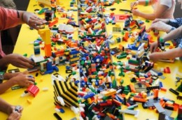 LEGO has inspired millions of people.