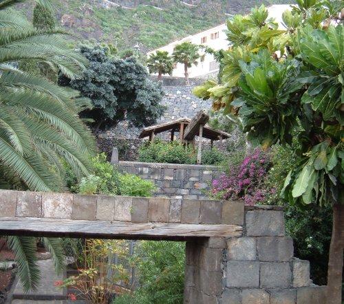 Park in Garachico