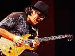 Paul Reed Smith Santana - PRS Guitar Review