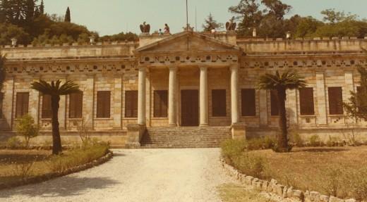 Napoleon's Palace, Elba, Italy.