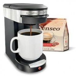 Coffee Lover: Brew Your Fresh Coffee with a Single Cup Coffee Maker