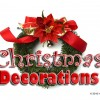 Unique Christmas Decorations - How to Make a Poinsettia Christmas Wreath