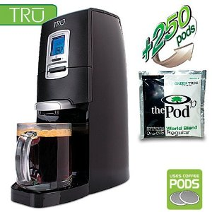 TRU Digital Single Serve Coffee Brewer