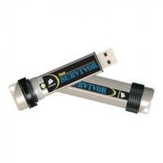Corsair Flash Survivor - USB Flash Drive Review