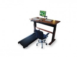 treadmill desk workstation