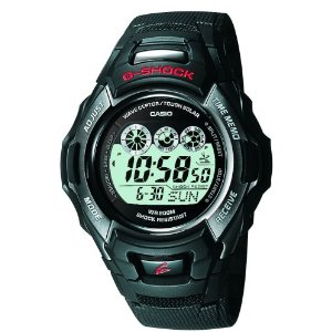 Casio Men's GW530A-1V G-Shock Atomic Tough Solar Watch