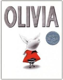 Olivia The Pig Book By Ian Falconer