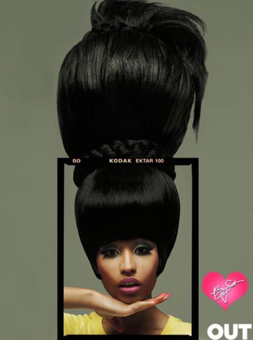 itunenaija: My real name is (About Nicky Minaj)